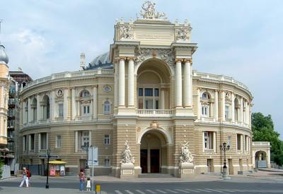 Одесский театр оперы и балета - портфолио 3