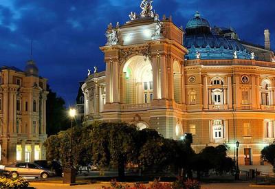 Одесский театр оперы и балета - место для фотосессии в Одессе - портфолио 6