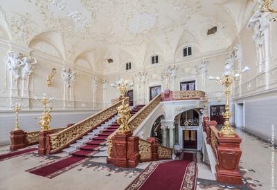 Одесский театр оперы и балета - место для фотосессии в Одессе - портфолио 5