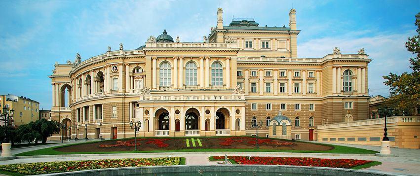 фото одесский оперный театр