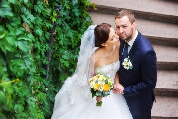 Даша и Олег - фото №17