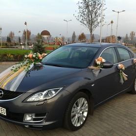 Mazda 6 - авто на свадьбу в Донецке - портфолио 3