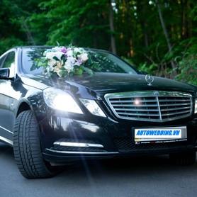 Mercedes E250 - авто на свадьбу в Виннице - портфолио 1