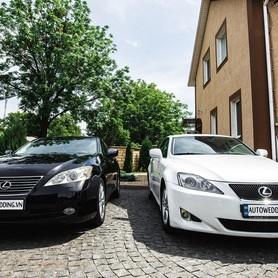 Lexus EX350 - авто на свадьбу в Виннице - портфолио 5