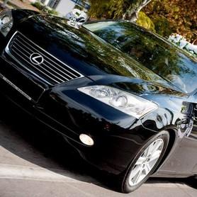 Lexus EX350 - авто на свадьбу в Виннице - портфолио 1
