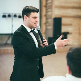 Влад Шевченко - ведущий в Киеве - портфолио 2