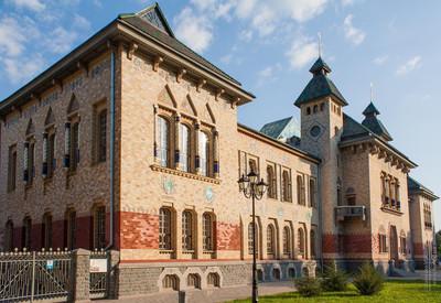Краеведческий музей им. Кричевского - портфолио 1