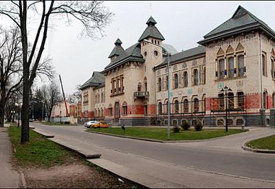 Краеведческий музей им. Кричевского - портфолио 3
